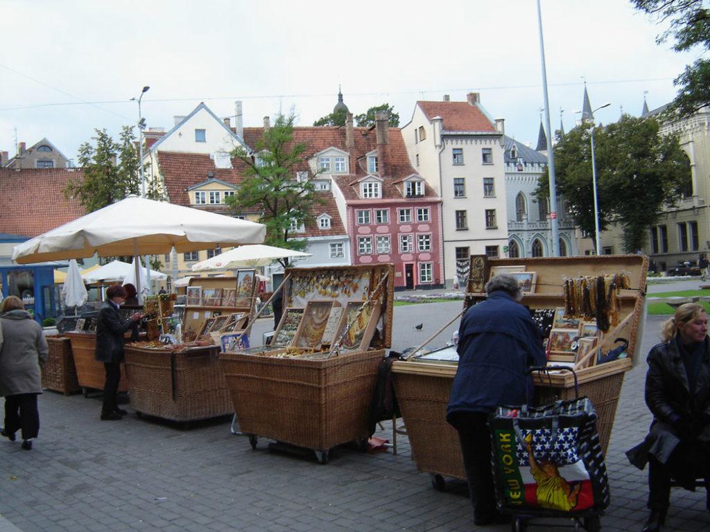 Riga – Jüdische Spuren und mehr. Bildungsurlaub