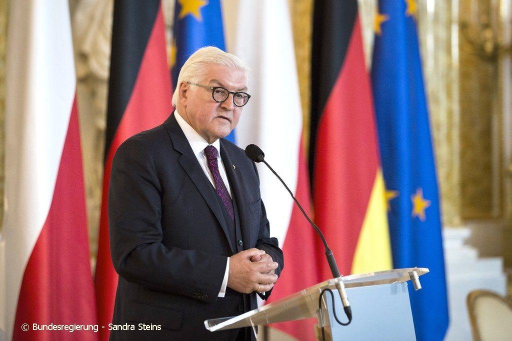 Auch Bundespräsident Steinmeier reist zur Eröffnung des neuen Erinnerungsortes Trostenez nach Minsk