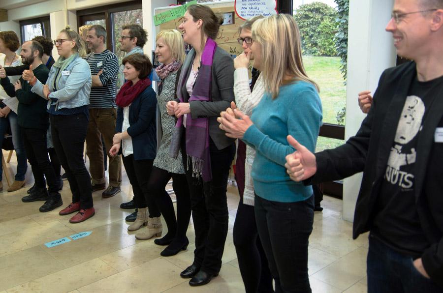 """Die """"Generation Europe"""" meldet sich zu Wort. 30 europäische Jugendeinrichtungen treffen sich in Bielefeld"""