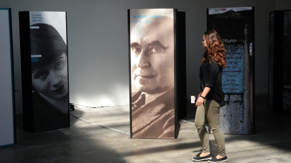 """Wanderausstellung """"Vernichtungsort Malyj Trostenez. Geschichte und Erinnerung"""" in der  Gedenkstätte Theresienstadt eröffnet"""