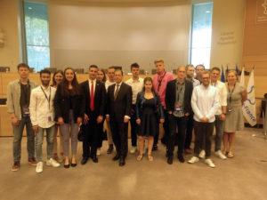 Gruppenbild NRW TN mit Staatssekretär Dr. Speich_Foto Dejan Ivastanin