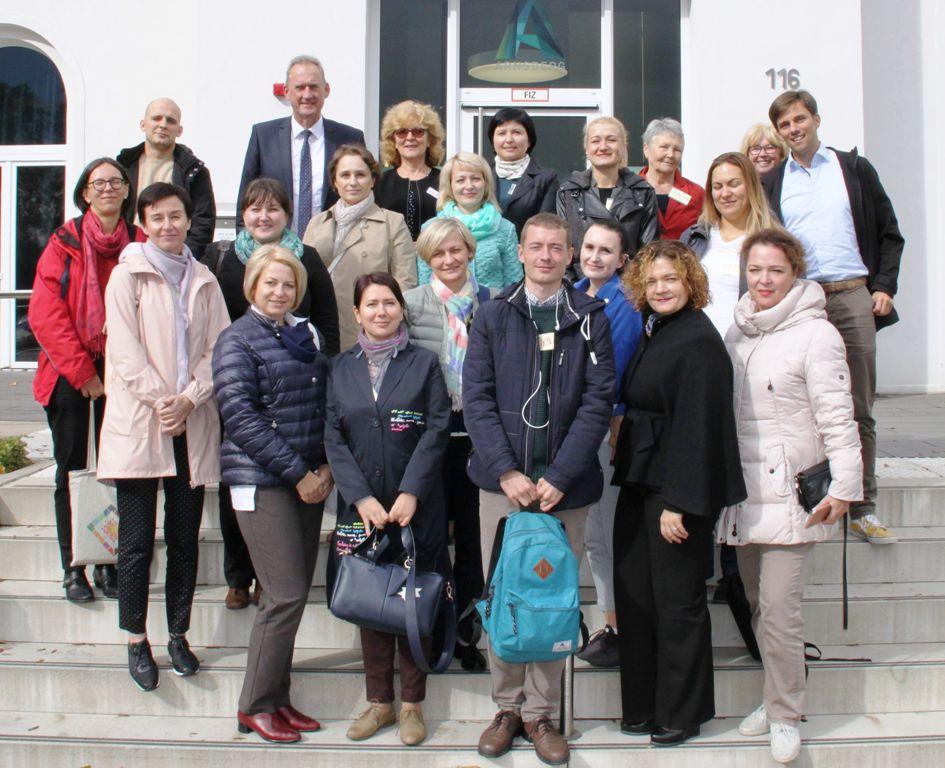 Nach der Studienreise: Seniorenarbeit in NRW dient in Belarus als Vorbild