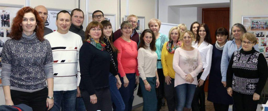 Geschichtswerkstatt Tschernobyl schafft neue Perspektiven für Menschen mit Sehbehinderungen und Blinde