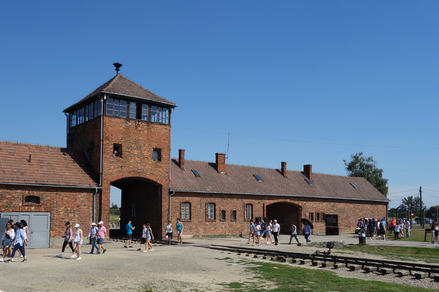 Die Kunst und der Holocaust. IBB e.V. lädt ein zur Studienfahrt nach Auschwitz, Berlin und Krakau