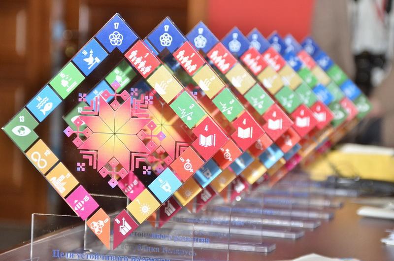 IBB Dortmund zu Gast beim ersten Nationalen Forum für nachhaltige Entwicklung in Minsk