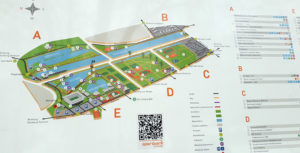 Übersicht der Wassersportangebote Duisburg Sportpark
