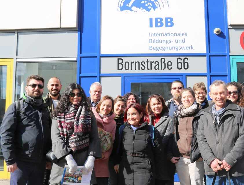 Fünfte Lernaktivität im Projekt Europe4refugees führt am 18. März 2019 nach Dortmund