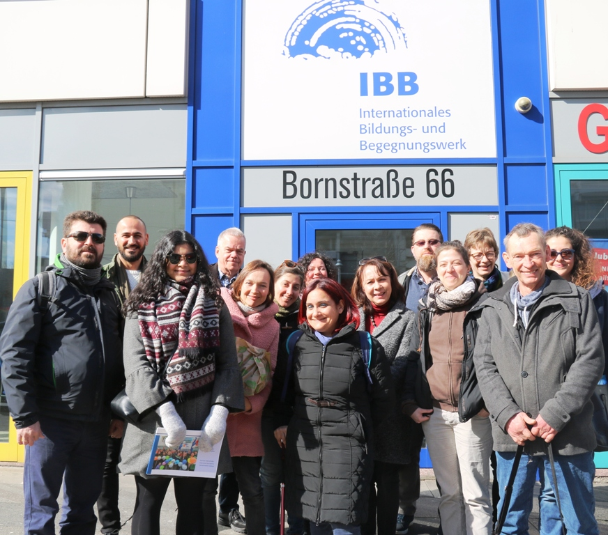 Fifth learning activity in the Europe4refugees project takes place in Dortmund on 18 March 2019