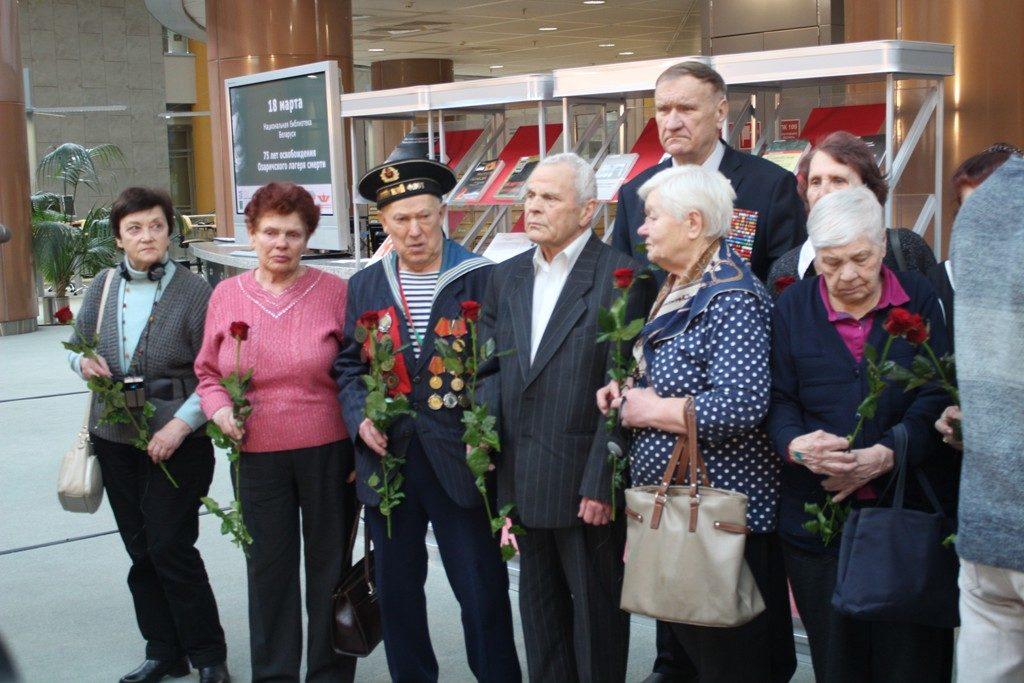 Belarus erinnert an den 75. Jahrestag der Befreiung des Vernichtungslagers Osaritschi
