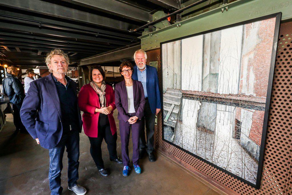 """Ausstellung """"Polessje-Elegie – Das verlorene Land"""" im LWL-Industriemuseum Zeche Zollern in Dortmund eröffnet"""