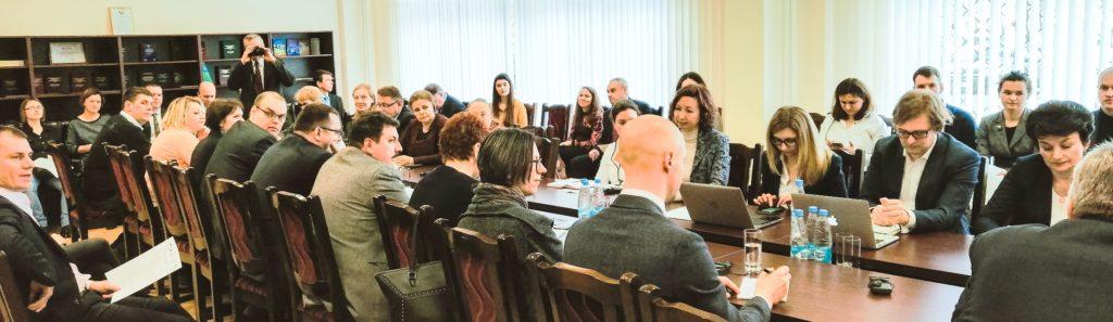 IBB Dortmund organisiert Runden Tisch zur Kreislaufwirtschaft in Belarus