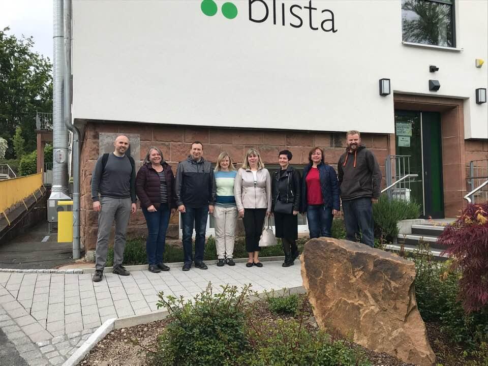 IBB-Projekt ermöglicht Blindenpädagogen aus der Ukraine eine Hospitation in Marburg
