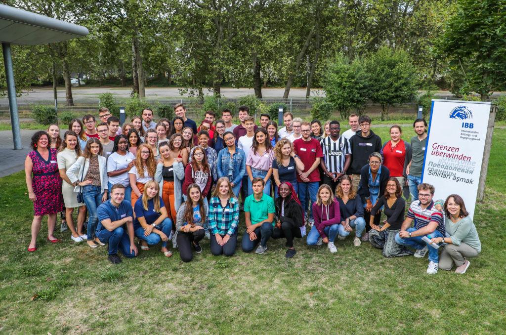 Startschuss für den 18. Jugendgipfel in Duisburg