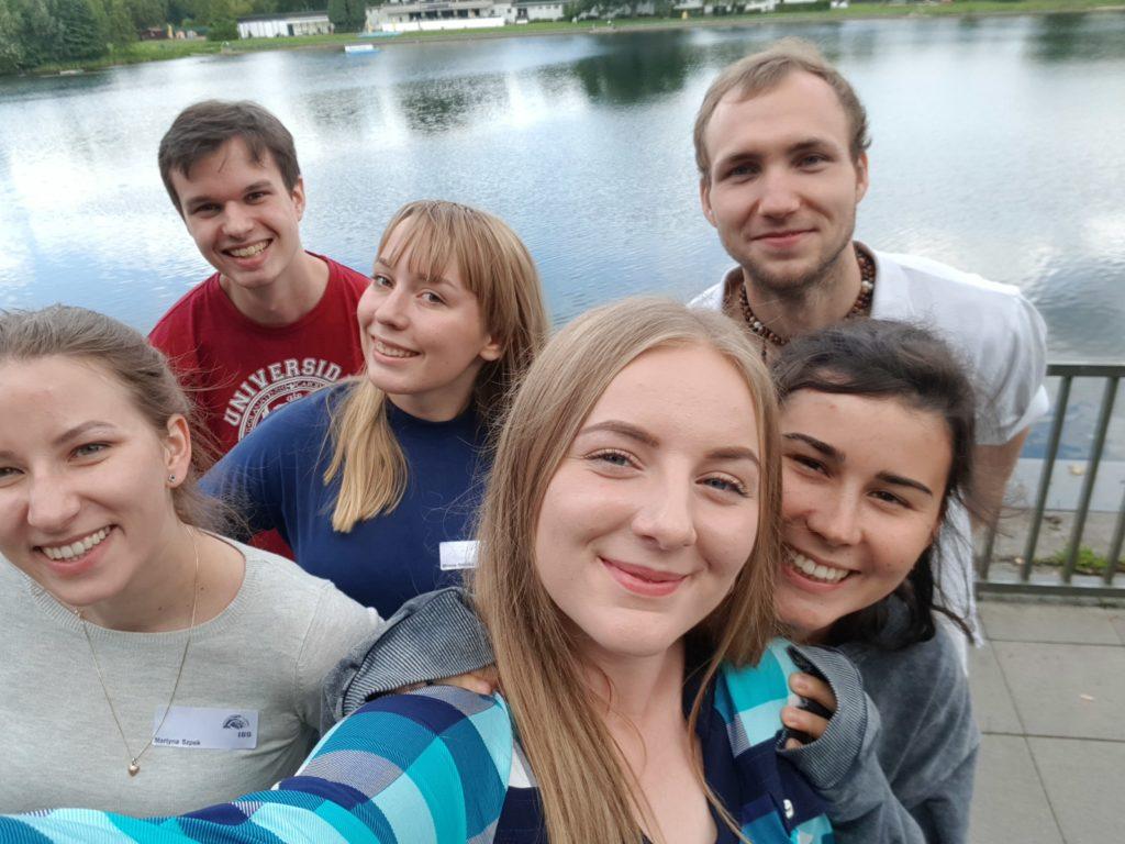 Ein Highlight folgt dem anderen beim Internationalen Jugendgipfel in Duisburg