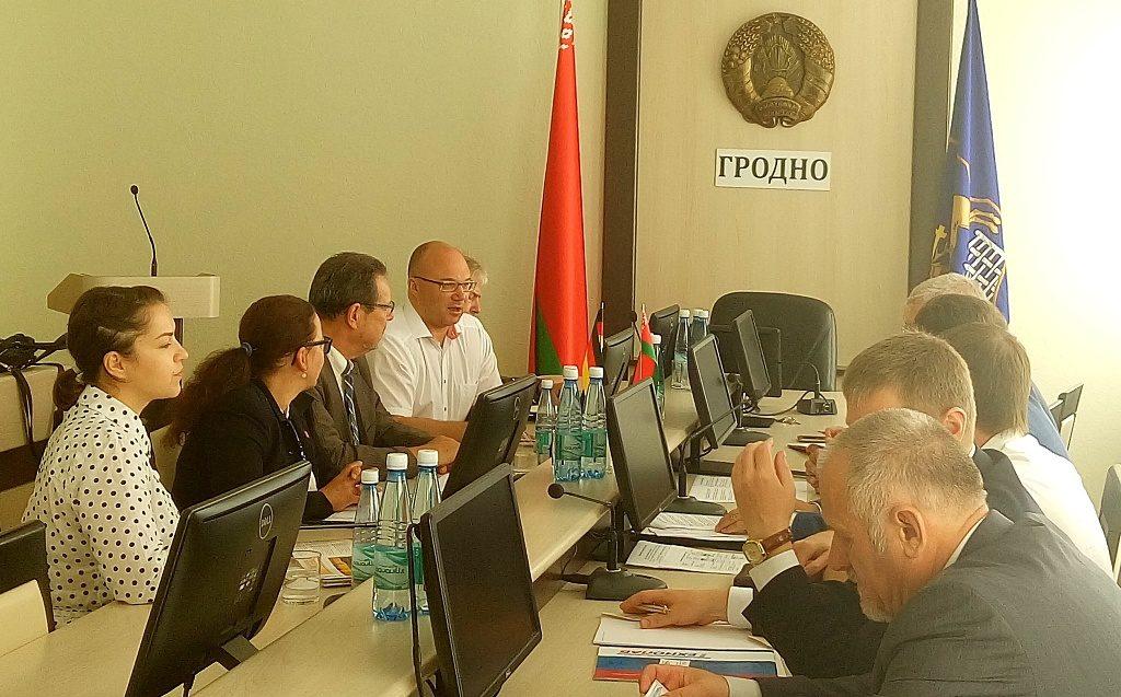 Delegation aus Sachsen-Anhalt knüpft Partnerschaftsnetzwerk in der Region Grodno