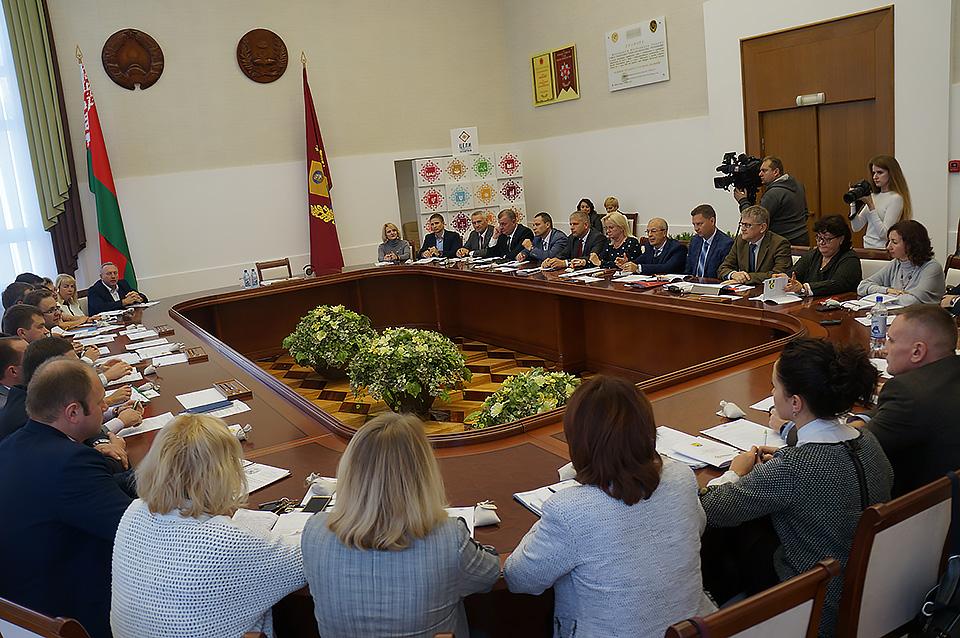 Region Mogiljow will als erste belarussische Region klimaneutral werden