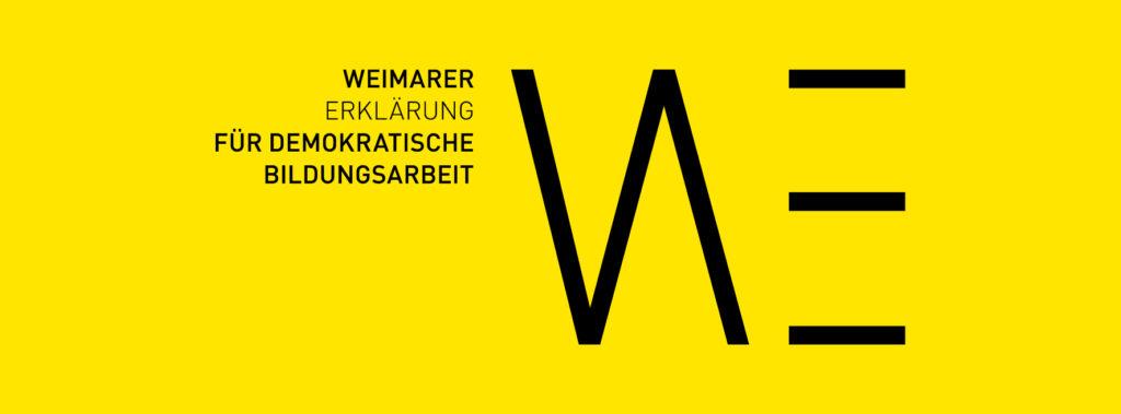 IBB e.V. zeichnet die Weimarer Erklärung für demokratische Bildungsarbeit