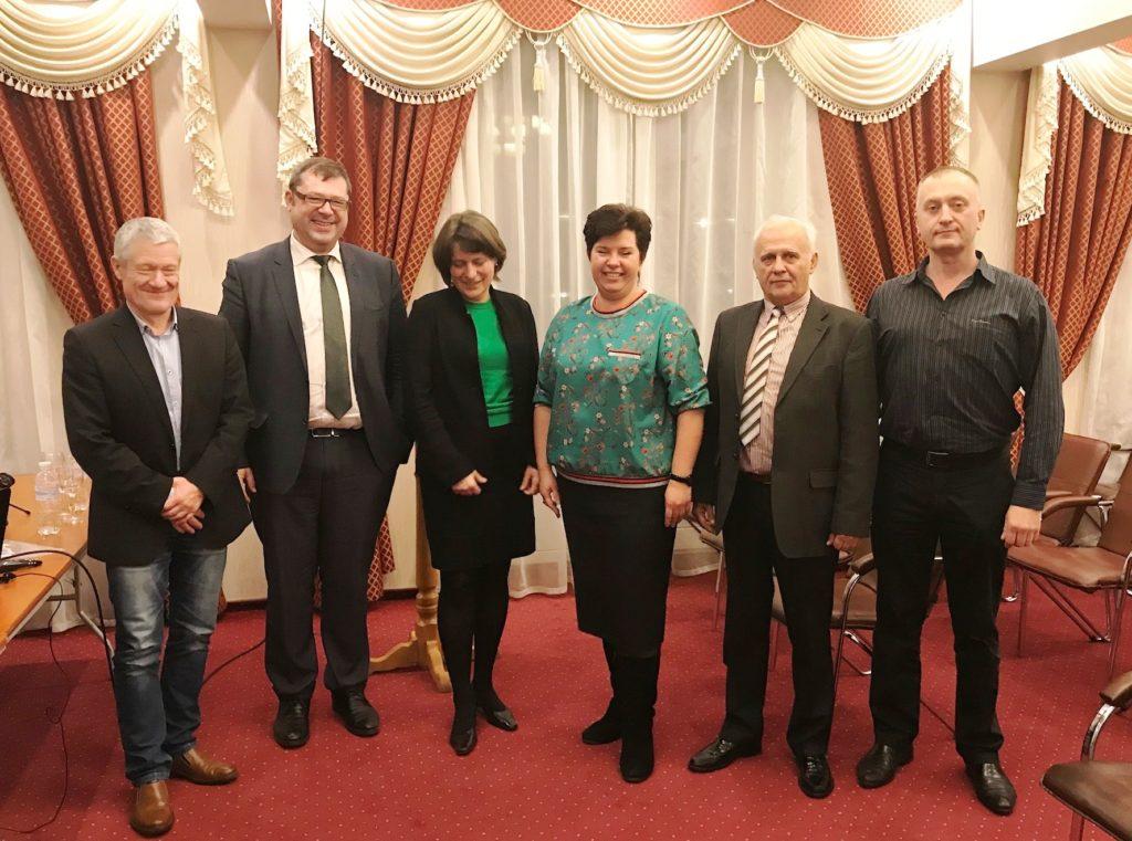 IBB gGmbH unterstützt Weiterentwicklung der Inklusionsbetriebe in der Ukraine