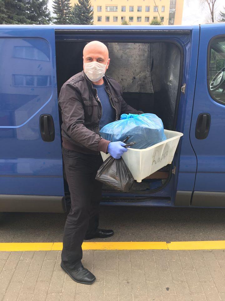 COVID-19 in Belarus: IBB solidarisch mit medizinischem Personal und NS-Opfern