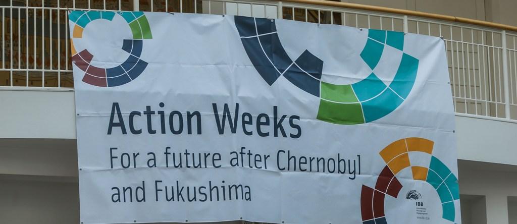 """Europäische Aktionswochen """"Für eine Zukunft nach Tschernobyl und Fukushima"""": """"Wo Gefahr ist, wächst Rettendes auch """""""