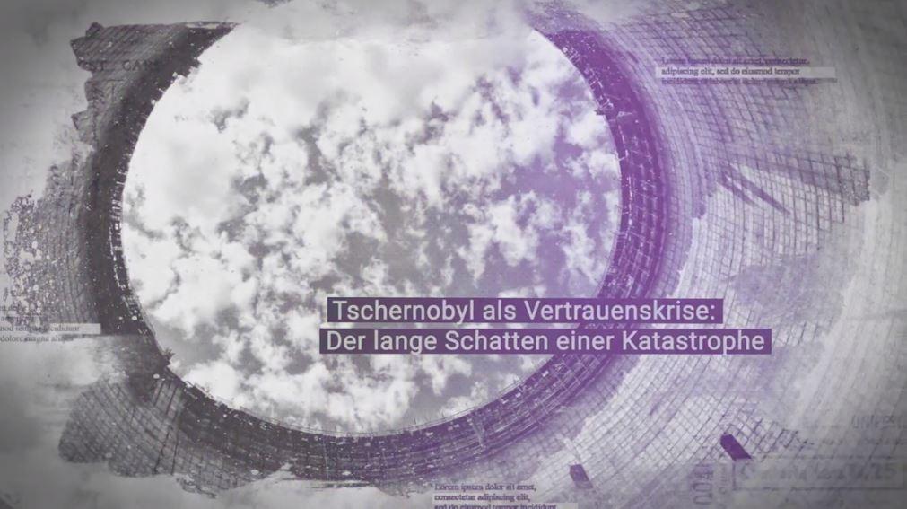 Zum 35. Jahrestag von Tschernobyl: Reihe von Interviews und Berichten erinnert an Katastrophe, die bis heute andauert