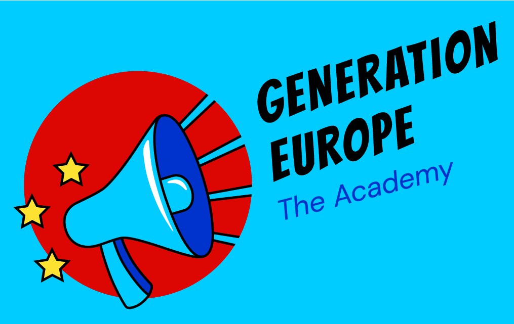 Generation Europe – Competence Groups Kick-Off Meeting