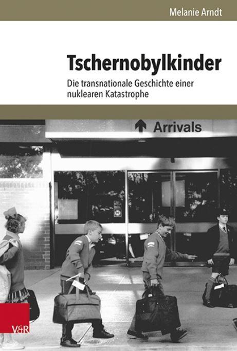 """Digitaler Themenabend zur Vorstellung  des Buches """"Tschernobylkinder. Die transnationale Geschichte einer nuklearen Katastrophe"""""""