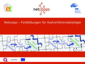 Netcoops-Fortbildungsreihe für Asylverfahrensbeteiligte (Modul 1)